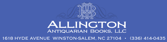 Allington Antiquarian Books