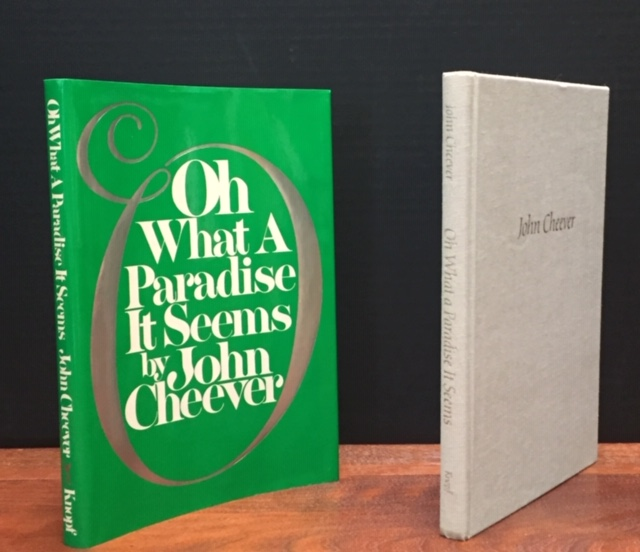 Oh What a Paradise It Seems. John Cheever.