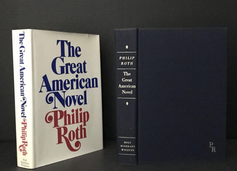 The Great American Novel. Philip Roth.