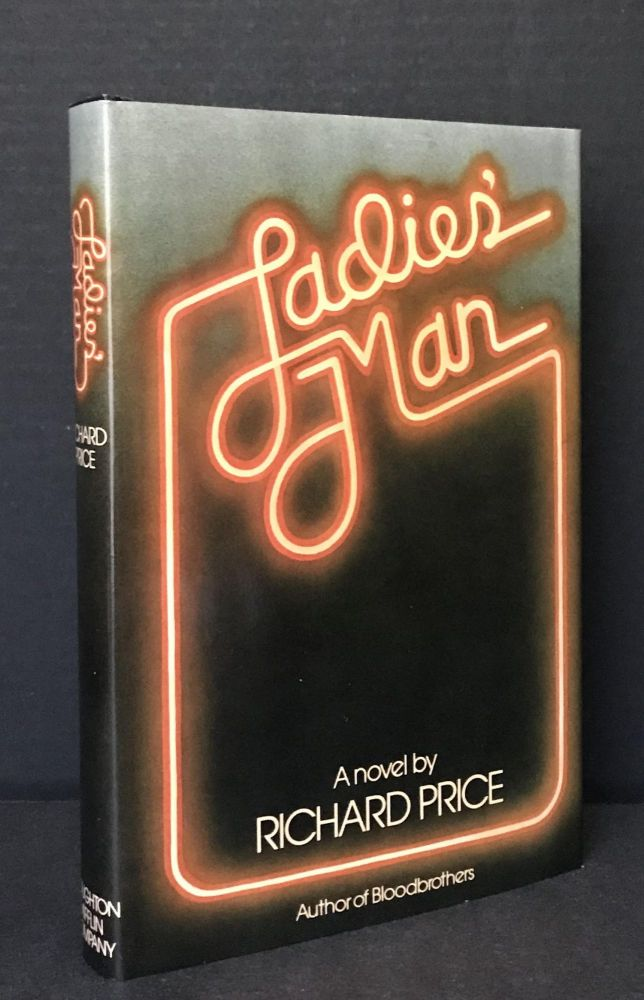 Ladies' Man [Signed]. Richard Price.