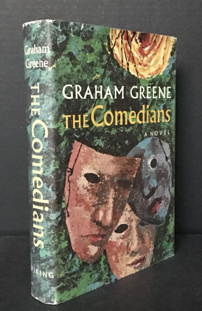 The Comedians. Graham Greene.