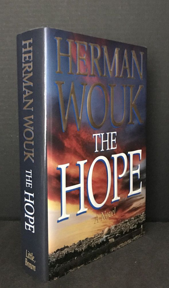 The Hope [Signed]. Herman Wouk.