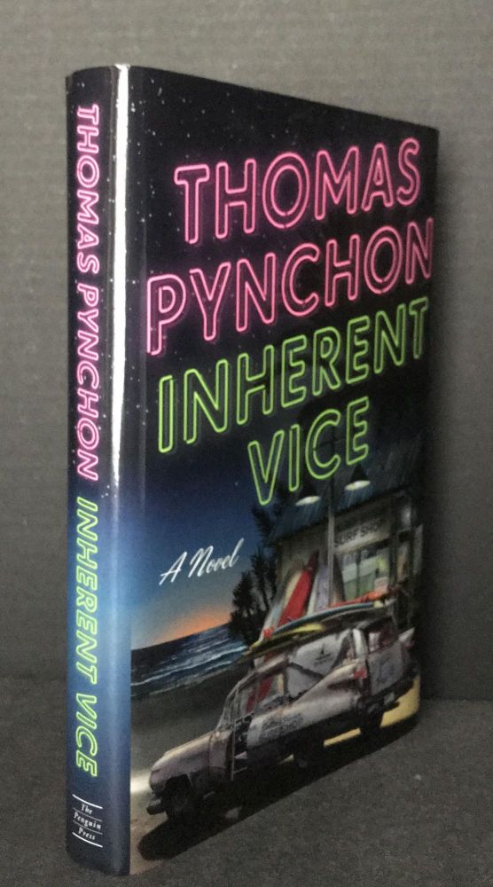 Inherent Vice. Thomas Pynchon.