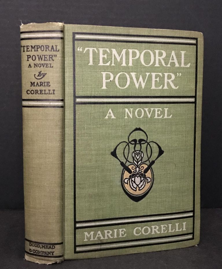 Temporal Power: A Study in Supremacy. Marie Corelli, Mary Mackay.
