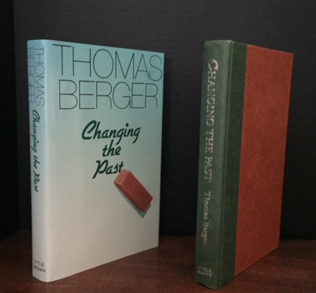 Changing the Past. Thomas Berger.