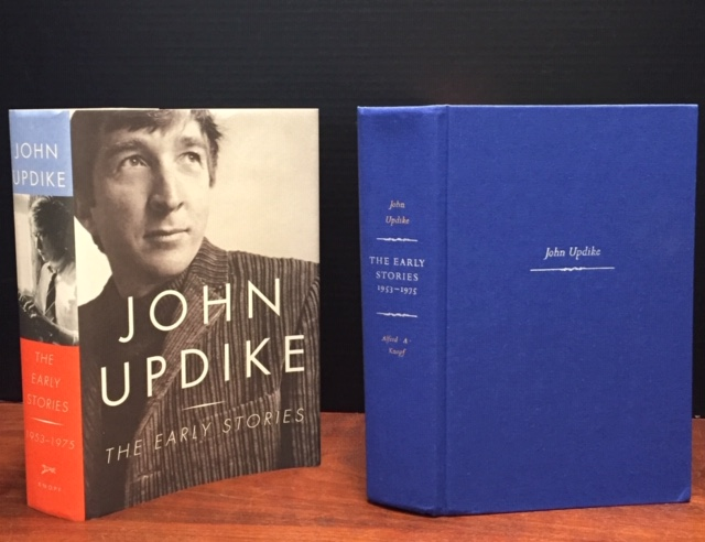 The Early Stories [Signed]. John Updike.