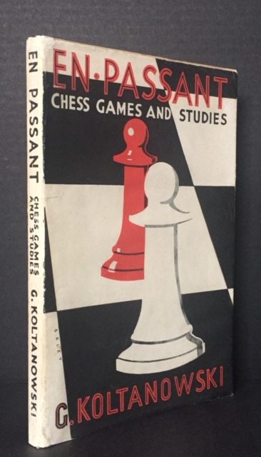 En Passant: Chess Games and Studies [SIGNED]. G. Koltanowski, George Koltanowski.