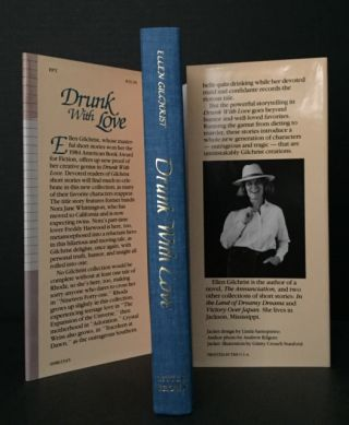 Drunk with Love: A Book of Stories [Signed]