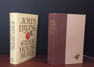 The Cider House Rules. John Irving