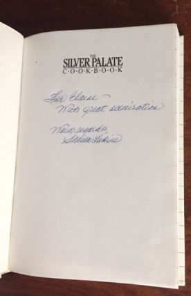 The Silver Palate Cookbook, SIGNED ASSOCIATION COPY