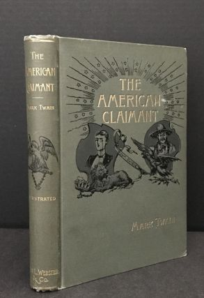 The American Claimant. Mark Twain, Samuel Clemens