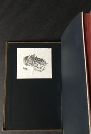 Gretchen [Eric Quayle's copy with his bookplate and note]