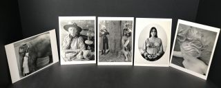 Images of Women: A Collection of Ten Photographic Postcards by Women Photographers