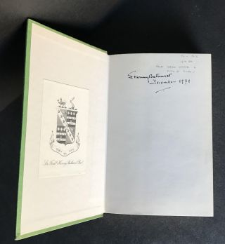 All Creatures Great and Small [Rare Association Copy with Signed Herriot Letter]