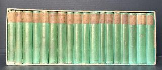 Schiller's Werke [a collection-distinguishing set in original bindings and box]. Friedrich Schiller