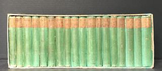 Schiller's Werke [a collection-distinguishing set in original bindings and box]