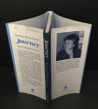Journey [A Novel by the author of Sarah, Plain and Tall]