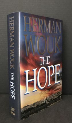 The Hope [Signed]. Herman Wouk
