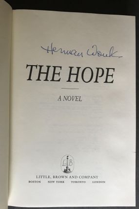 The Hope [Signed]