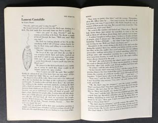 Lament Cantabile; Synchronal; and Rapport [The Second, Third, and Fourth Published Literary Works by Joyce Carol Oates]