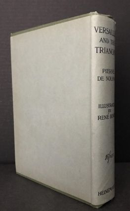 Versailles and the Trianons Illustrated by René Binet