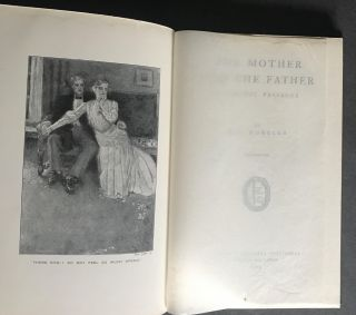 The Mother and the Father [In the Rare Dust Jacket]