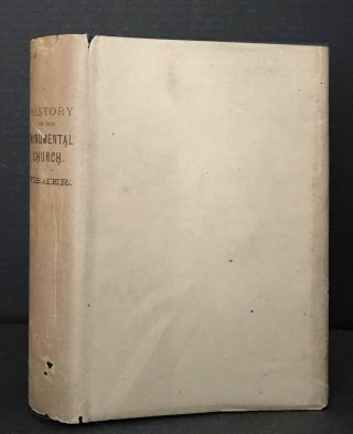 History and Reminiscences of the Monumental Church, Richmond Va., From 1814 to 1878. Geo. D....