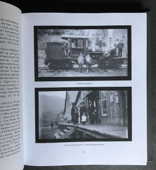 Sitting on the Courthouse Bench [Signed]; An Oral History of Grundy Virginia