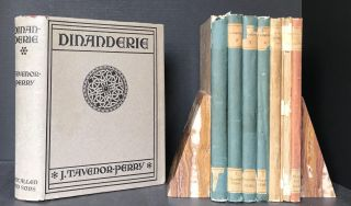 Dinanderie A History and Description of Mediaeval Art Work in Copper Brass and Bronze [WITH...