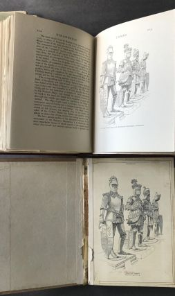 Dinanderie A History and Description of Mediaeval Art Work in Copper Brass and Bronze [WITH ORIGINAL DRAWINGS]