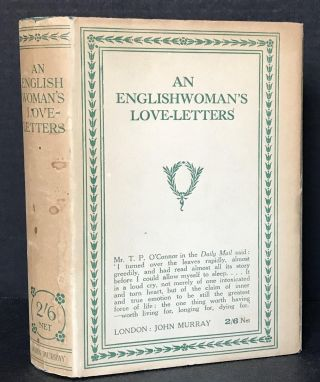 An Englishwoman's Love-Letters. Anonymous, Laurence Housman