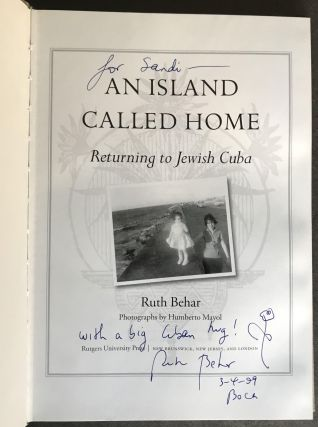 An Island Called Home; Returning to Jewish Cuba