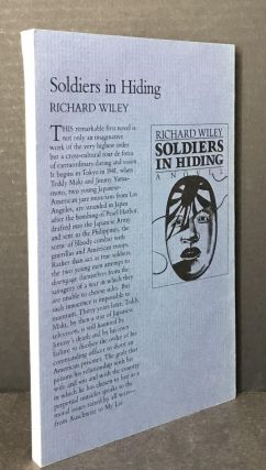 Soldiers in Hiding [SCARCE UNCORRECTED ADVANCE PROOF]