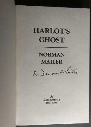 Harlot's Ghost [SIGNED]