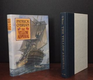 The Yellow Admiral [True First Edition]. Patrick O'Brian.