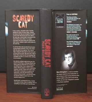 Scaredy Cat [Signed]