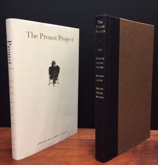 The Proust Project. Andre Aciman, Louis Auchincloss, Louis Begley, Diane Johnson, J. D. McClatchy, Susan Minot, Andrew Solomon, Edmund White, Shirley Hazard, Lydia Davis, Contributor.