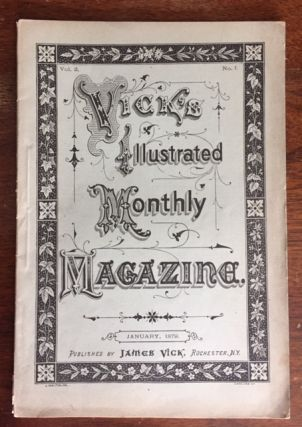 Vick's Illustrated Monthly Magazine [for January, 1879; Vol. 2 No. 1]