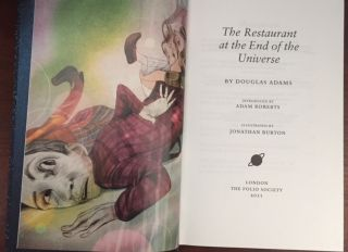 The Restaurant and the End of the Universe