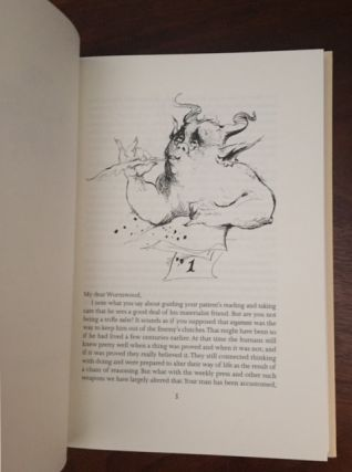 The Screwtape Letters with Screwtape Proposes A Toast (with a Foreword by C. S. Lewis)