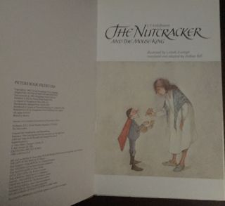 The Nutcracker and the Mouse-King [Nussknacker und Mausekönig]