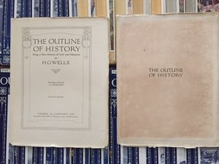 The Outline of History [in the Original Parts]