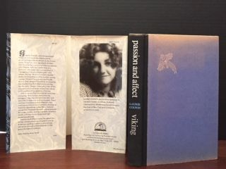 Passion and Affect [Signed Association Copy -- copy of Mary Ellin Barrett, Irving Berlin's daughter]