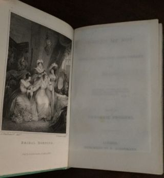 Forget Me Not for 1828; A Christmas and New Year's Present for MDCCCXXVIII