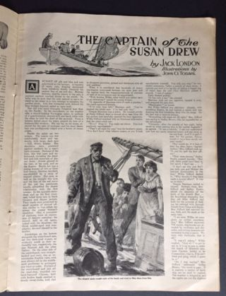 The Captain of the Susan Drew [First Appearance in Print]