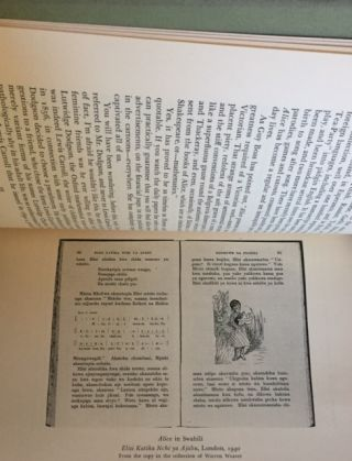 Alice's Adventures in Wonderland, Its Origin and Its Author [SIGNED BY EDDIE LAZARE];