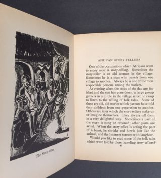 The Child's Story of the Negro [Signed]; Jones, Lois Mailou [Illustrator]