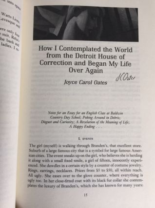 The New Mystery: The International Association of Crime Writers Essential Crime Writing of the Late 20th Century [Signed 6X]