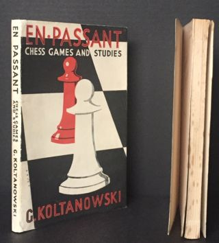 En Passant: Chess Games and Studies [SIGNED]
