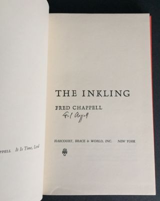 The Inkling [Signed]